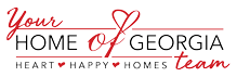 Your Home of Georgia Team logo